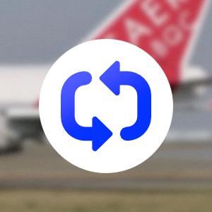 Редизайн: Новый логотип «Трансаэро»