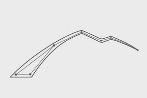 Изменение формы созвездий показали на одном графике