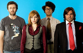 Новый Сезон: The IT Crowd