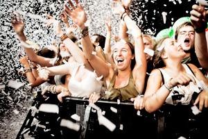 Фестиваль Pukkelpop в Бельгии: Развлечения кроме пива и шоколада