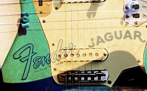 Фетиш: Гитара Fender Jaguar