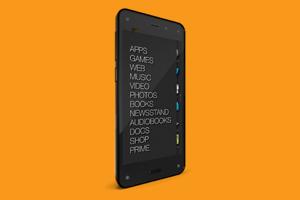 Amazon выпустил 3D-смартфон с функцией сканирования объектов