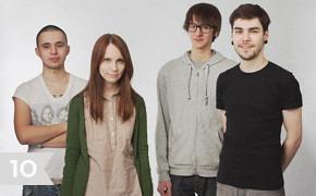 10 молодых музыкантов. Tip Top Tellix