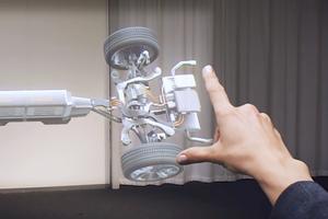 Volvo попробует продавать машины с помощью HoloLens