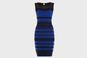 Неврологи попытались объяснить феномен чёрно-синего платья