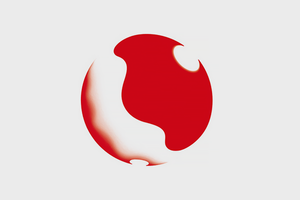 Кения Хара предложил логотип и айдентику для Олимпиады в Токио