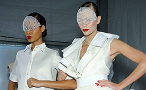Неделя моды в Париже: день пятый