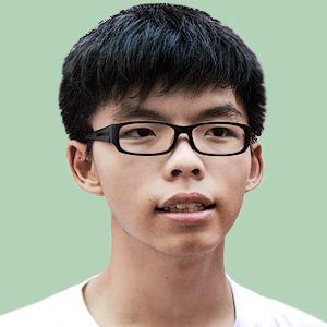 Что на уме у семнадцатилетнего лидера гонконгских протестов