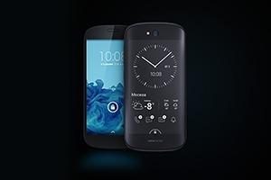 В Москве представили YotaPhone 2