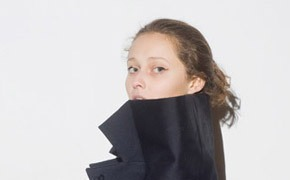 Гардероб: Дарья Шаповалова, автор телепрограммы «Неделя моды», организатор Kiev Fashion Days