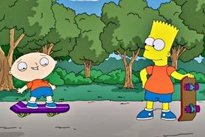 Кроссовер «Симпсонов» и «Гриффинов» выйдет осенью