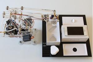 Представлена доступная рука-робот uArm
