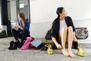 Дневник модели: Первые дни в Париже
