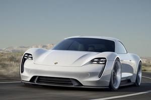 Porsche представила концепт электромобиля Mission E