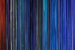 Дизайнеры «сжимают» фильмы в абстрактные постеры