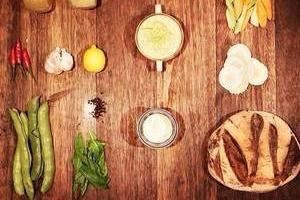 Приложение подбирает плейлисты для приготовления пищи