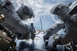 В Сети появился спин-офф фильма «Гравитация»