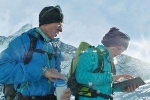 Apple рассказала об использовании iPad в Гималаях