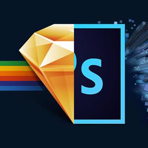 Битва графических редакторов: Photoshop CC против Sketch 3