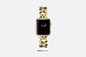 Концепт дня: Apple Watch в стиле модных брендов