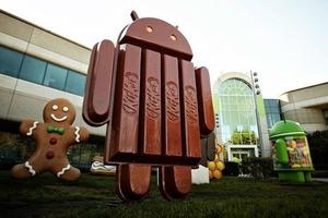 Android 4.4 будет называться Kitkat