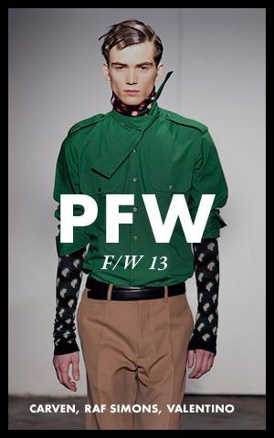 Paris Fashion Week: День 1