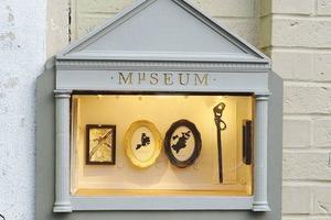 В США открылся самый маленький музей в мире