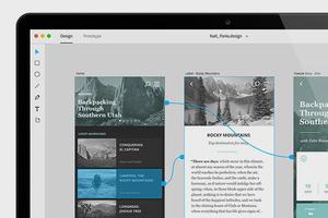 Adobe анонсировала инструмент для создания прототипов