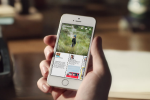 Facebook запускает новостное приложение Paper