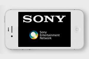 Sony запускает сервис потоковой музыки на iOS