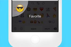 Создано приложение для оптимизации эмодзи-клавиатуры в iOS 8