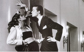 Модная фотография 70х годов