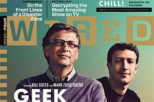 Билл Гейтс станет приглашенным редактором Wired