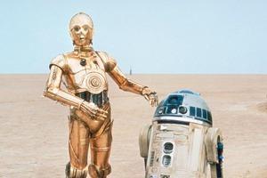 R2-D2 и бортинженер МКС снялись в рекламе Дня «Звёздных войн»