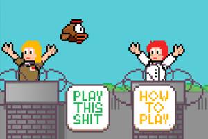Netflix прорекламировал сериал клоном Flappy Bird