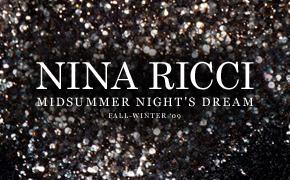 Фэшн-головоломка: Nina Ricci