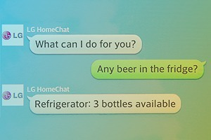 LG начала продавать холодильник с камерой и микроволновку с Wi-Fi