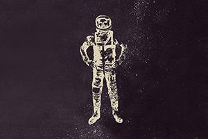 Сборник со звуками космоса выложен в Сеть