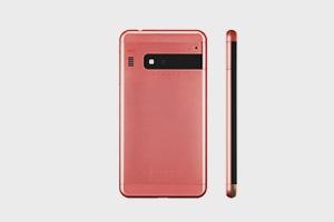 Показан новый смартфон дизайна Наото Фукасавы