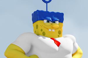 Вышел первый трейлер «Губки Боба в 3D»