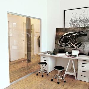 Как устроен офис архитектурного бюро Wowhaus