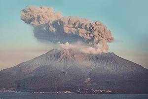 Видео дня: извержение исландского вулкана Бардабунга сняли на GoPro