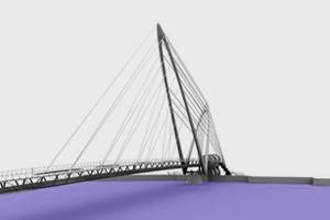 Выложены 74 проекта нового моста через Темзу