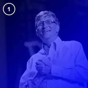 Прямая трансляция с конференции TED, день 1