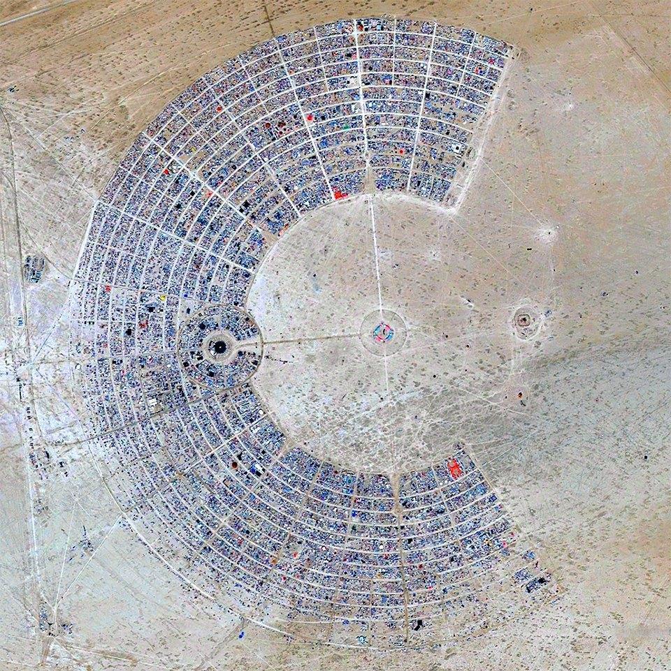 Снимки из космоса, напоминающие о хрупкости природы. Изображение № 23.