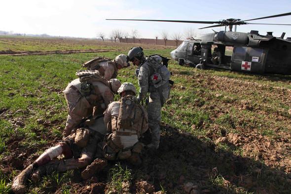 Афганистан. Военная фотография. Изображение № 157.