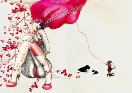 Нэджа Конрад-Хэнсен: хардкор вграфике. Изображение № 24.