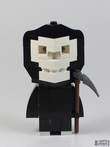 Изображение 8. Lego-герои CubeDude .. Изображение № 8.