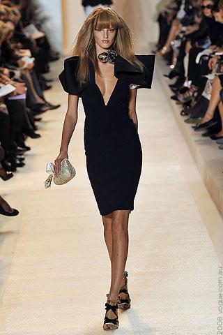 Top-10 SS09 collections (Paris FW) поверсии Style. com. Изображение № 65.