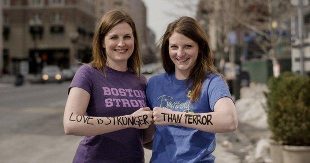 Жертвы Бостонского теракта вернулись на финишную прямую. Изображение № 8.